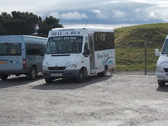 DSCN3453. WX55 OHF Mercedes mini-bus Nairn-shire dial-a-bus George Rapson Travel (ronnie.cameron2009) Tags: people buses mercedes scotland scottish traveller passenger coaches inverness minibus nairnshire minicoach passengertransport dialabus stagejourney rapsontravel georgerapson