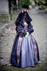 Mourning (AyuAna) Tags: girl ball design clothing doll handmade ooak dia bjd dollfie soom jointed ayuana