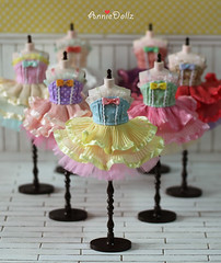 Sweet Candy Ballet Skirt and Tutu.