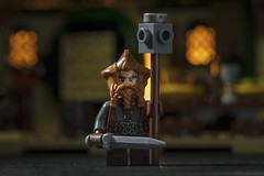 LEGO The Hobbit - Nori the Dwarf. (Andy Pang Ket Vui ( Shootx2 )) Tags: lego dwarf hobbit nori