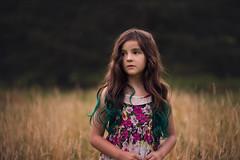 Bella (isabelroeder) Tags: girl outdoors candid candidportrait nature natural light sunset summer dusk