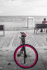 ...bycicles are to be enjoyed in summer time... (Jordi AC) Tags: cambrils tarragona bycicle catalonia summer