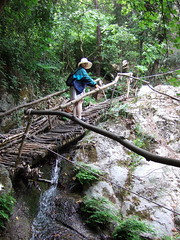 Samos (John Steam) Tags: samos 2010 hiking waterfall wasserfall ampelos greece griechenland island insel renata