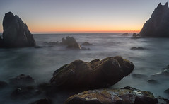 Ghostly Coast (Robelier Photoexplorer) Tags: coast chile rocks light longexposure gnd nd sea ocean sunset landscape nature outdoor
