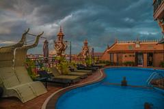 Cambodia Rooftop (ReinierVanOorsouw) Tags: sonya7rii sonya7r sony reizen reiniervanoorsouw reiniernothere travel vietnam asia asya azie halong halongbay water lifeonwater