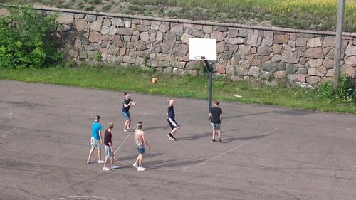 Hamina basketball