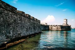 San Juan de Ula, Veracruz 2016 (luchador_lb) Tags: veracruz mxico travel beach fort sky canon