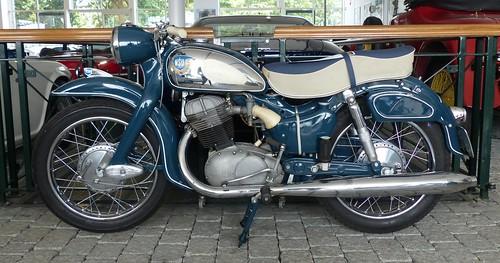 NSU Max 250 Spezial 1955 l