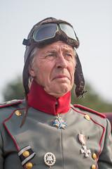 Red Baron (laughingrasputin) Tags: militaryodyssey detling kentshowground reenactors redbaron