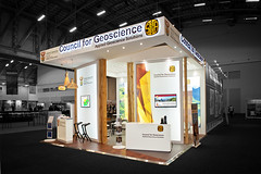 Geoscience_custom-stand_HOTT3D_Geological-Congress_1 (HOTT3D Exhibition Stands - Cape Town) Tags: idc2016 councilforgeoscience cticc dmr departmentmineralresources pavilion peninsula cutomexhibit bespoke exhibit design booth expodisplay timberbooth ducosprayed spraypainted bulkhead rigging ledsign timberfloor raisedplatform novilon conference confex delegates meetings reception informationkiosk lounge backlitgraphics fabricprinting tensionedfabricprinting ledscreens cnccutlogo diecutvinyl eventprofs sketchup vray photoshop capetown southafrica hott3d