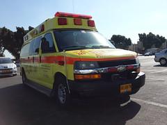 Chevrolet Savana Ambulance (paul7310) Tags: chevrolet savana ambulance