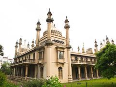 Royal Pavilion (goodbyetrouble) Tags: royal pavilion brighton residence palast palace england uk mogul indisch indian style