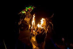 attrata-17 (Michael Prados) Tags: leattrata therm burningman burningman2016 bm2016 fireart sculpture