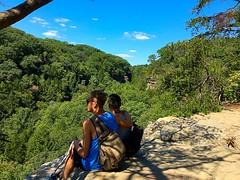 moment (#KPbIM) Tags: 2016 bridge hiking hockinghills september trip nature rock vacation caves daniel dima