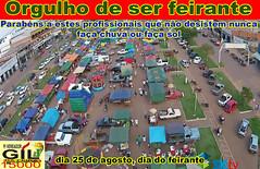 dia do feirante (Valdison Ap. Gil, Rolim de Moura RO) Tags: pmdb 15000 rondônia rolim moura valdison gil feira politico vereador