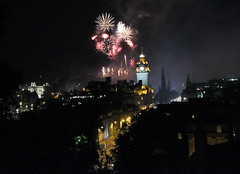Princess St. Edinburgh Festival Fireworks. (charlieinlesmahagow) Tags: charlieinlesmahagow fireworks edinburgh edinburghfestival 2016 caltonhill megafireworks spectacular best cityfireworks supreme bestcityfireworks castlesandfireworks castlefireworks edinburghfireworks fantastic sometingelse great good special city specialcity anniversary placetopropose historicalcity castle festival cityscape stunning clear historic scotland uk international lothians red smokin smoke mirrors festi different unusual tatoo rooftops edinburghfestival2016 auldreekie capital nighttime night princessstreet