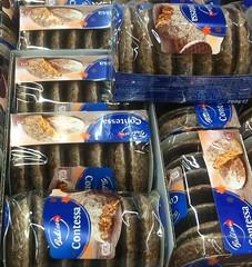 Sommerende, Herbstanfang, Weihnachten steht vor der Tre (Sockenhummel) Tags: weihnachten ssigkeiten supermarkt september
