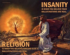 Religion.193 (gap821) Tags: religion atheism insanity hallucinations