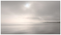 Die Sonne (Velaeda) Tags: denmark fog morning sea sun