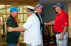 Passing of the Jackets (Cools Pix) Tags: toro torogolf zen jose andy barry