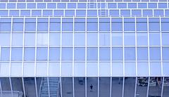 Framed (C_MC_FL) Tags: squares architecture architektur glass glas facade building reflection mirror person selfie pattern urban city abstract minimalistic minimalism minimalistisch lines geometry canon eos 60d tamron b008 18270 blue vienna austria rahmen viereck glasfassade fassade gebude spiegelung spiegel muster stadt abstrakt linien geometrie fotografie photography