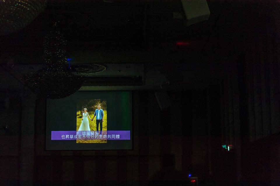 台南婚攝 情定婚宴城堡永康館 婚禮紀錄 C & V 143