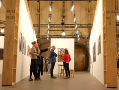 DSCF5562.jpg (amsfrank) Tags: scene exhibition westergasfabriek event candid people dutch photography fair cultural unseen amsterdam beurs