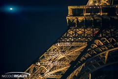 The Eiffel Power (Nik 5) Tags: paris france color colour tower night contrast eiffel exposition sight gustave
