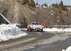 Alpine-Renault A110 1800 1973 (Nico86*) Tags: jean stage rally montecarlo monaco historic renault special alpine 1800 carlo monte 1973 rallye alpinerenault historique a110 ragnotti