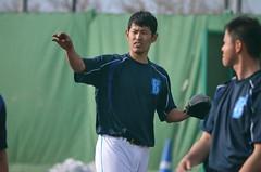 DSC_0404 (mechiko) Tags: 横浜ベイスターズ 130202 横浜denaベイスターズ 井納翔一