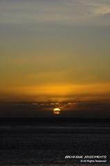 Pr do Sol (Henrique J. Marques Nascimento) Tags: sol nikon lisboa prdosol henrique belm raiosdesol nikond90 nikon18105 henriquenascimento