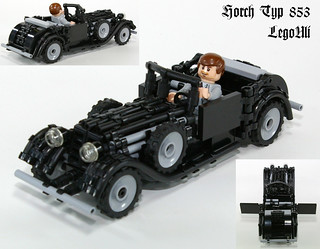 Horch_853 by LegoUli