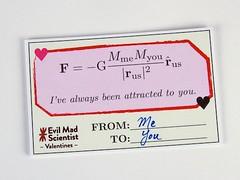 EMS Valentines 2 (oskay) Tags: geek valentine card math equation physics latex mathematics evilmadscientist computermodern