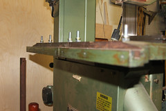 Band Saw Fence - DIY Guide Rails -12