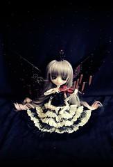 Pam [Prupate] (Dekki) Tags: fashion asian outfit doll pretty cm planning violin pam wig aurora l groove pullip 27 angelic jun sbh obitsu junplanning 27cm rewigged salvat sbhl crobidoll prupate