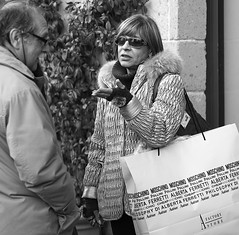 I didn't spend that much (Baz 120) Tags: life street city portrait people italy faces candid streetphoto unposed g3 45mm decisivemoment candidportrait streetcandid mft primelens grittystreetphotography