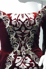 Anna Karenina costume closeup (ExperienceLA) Tags: costumes fashion museum losangeles clothing exhibition movies downtownla costuming oscars 2012 motionpictures costumedesign annakarenina fidm fashioninstituteofdesignandmerchandising fidmmuseumgallaries costumearts costumeguild