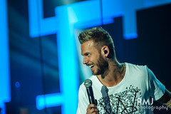 Matt Pokora at Les Enfoirés 2013