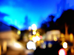 Dreamy Pop °1 (donlunzo16) Tags: city light color bulb night germany dark town aperture stream stuttgart blurred artificial beam dreams dots unfocused nonsense x10