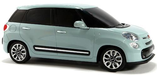 Welly Fiat 500L R-C