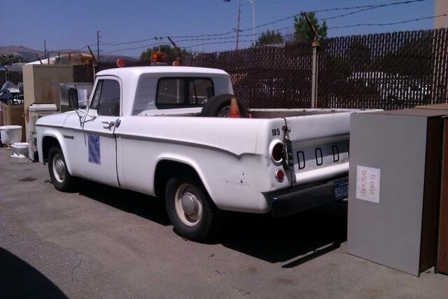 auction worldcars 1964dodged100shortbedpickuptruck