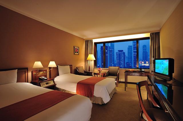 **の日系ホテル:オークラ ガーデン ホテル 上海