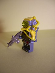 YELLOW (Legomania Customs) Tags: yellow lego fig band mini rubber figure ba minifig rubberband legominifigure minifigure drone hac legominifig brickarms legofigure legofig yellowrubberband