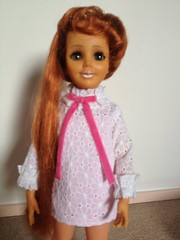 Lili Ledy Mexican Crissy (miss.kimmy) Tags: doll velvet mexican crissy ledy growhair lililedy