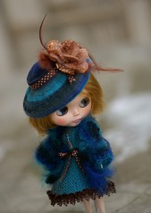 Victorian Outfit for Blythe