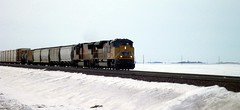 Nevada, Iowa, Union Pacific Railroad, Engines, Train (photolibrarian) Tags: train engines unionpacificrailroad nevadaiowa