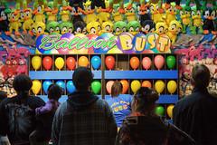 Busted (Non Paratus) Tags: people night balloons santamonica noflash santamonicapier