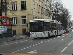 Škoda 25Tr Irisbus (České Budějovice #77) (Skitmeister) Tags: skitmeister car auto pkw voiture oldtimer youngtimer carspot czech cesko česko česká čechy skoda škoda bus coach autobus trolleybus троллейбус автобус