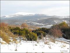 Ventana a la naturaleza  Sierra de la Demanda (Burgos) (Lumiago) Tags: espaa naturaleza spain nieve paisaje burgos castillaylen sierradelademanda befunky paisajesdepueblosycampos esenciadelanaturaleza rememberthatmomentlevel1
