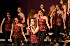 """""""Swing into Spring"""" Concert - 2 [8797] (cl.lin) Tags: night spring concert nikon midwest shot singing time happiness iowa swing sing iowacity choirs d600 west good company spring show high swing choirs"""